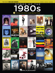Songs of the 1980s for Piano/Vocal/Guitar