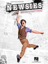 Newsies (Broadway Musical) - Piano / Vocal Selections Songbook
