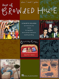 Best of Crowded House - Piano/Vocal/Guitar