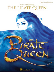 The Pirate Queen - Piano / Vocal Selections