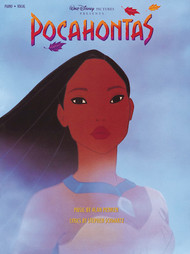 Pocahontas - Piano / Vocal Selections