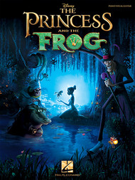 The Princess and the Frog - Piano / Vocal / Guitar