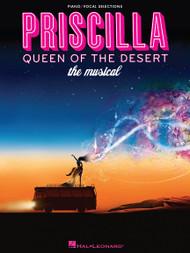 Priscilla Queen of the Desert - Piano / Vocal Selections