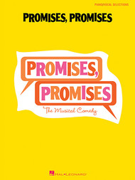 Promises, Promises (The Musical Comedy) - Piano / Vocal Selections
