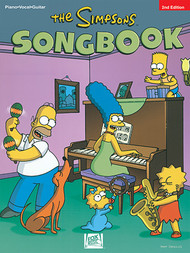 The Simpsons Songbook (2nd Edition) - Piano / Vocal / Guitar