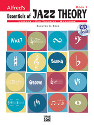 Alfred's Essentials of Jazz Theory - Book 1