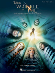 A Wrinkle in Time (Music from the Motion Picture Soundtrack) - Piano / Vocal / Guitar