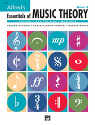 Alfred's Essentials of Music Theory - Book 2