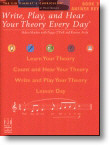 Write, Play, and Hear Your Theory Every Day - Book 2 (Answer Key)