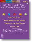 Write, Play, and Hear Your Theory Every Day - Book 5