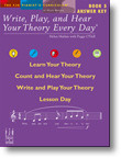 Write, Play, and Hear Your Theory Every Day - Book 5 (Answer Key)