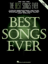 The Best Songs Ever (9th Edition) - Piano / Vocal / Guitar