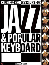 Chords & Progressions for Jazz & Pop Keyboard