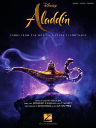 Aladdin (2019) - Piano/Vocal/Guitar