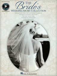 The Bride's Wedding Music Collection - Piano / Vocal / Guitar