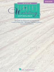 Singer's Wedding Anthology (Revised Edition) - Duets