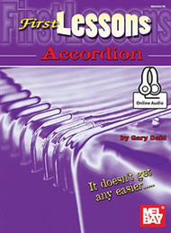 First Lessons Accordion - Gary Dahl