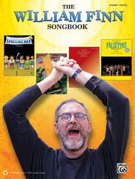 The William Finn Songbook - Piano / Vocal