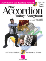 Play Accordion Today! Song Book Level 1 - Gary Meisner