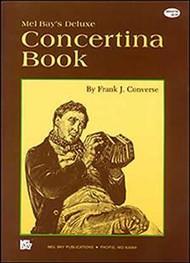 Deluxe Concertina Book - Frank J. Converse