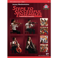Steps to Successful Ensembles (A String Basic Supplement) - Full Conductor Score - Book 1