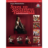 Steps to Successful Ensembles (A String Basic Supplement) - String Bass - Book 1