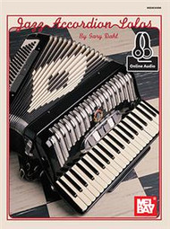 Jazz Accordion Solos - Gary Dahl