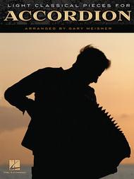 Light Classical pieces for Accordion - Gary Meisner