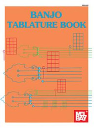 Mel Bay's Banjo Tablature Book