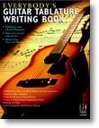 Everybody's Guitar Tablature Writing Book