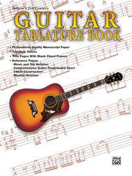 Belwin's 21st Century Guitar Tablature Book