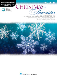 Christmas Favorites for Flute (Hal Leonard Instrumental Play-Along) - Flute Songbook