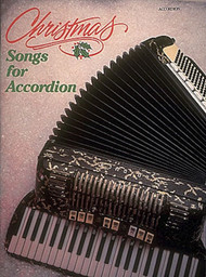 Christmas Songs for Accordion - Accordion Songbook