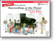 Succeeding at the Piano (2nd Edition) - Lesson Book - Preparatory
