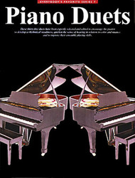 Everybody's Favorite Series 7 Piano Duets