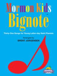 Mormon Kids Bignote - Easy Piano Songbook