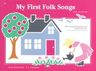 My First Folkd Songs