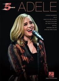 Adele for 5-Finger Piano