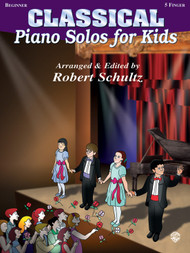 Classical Piano Solos for Kids for 5-Finger Piano
