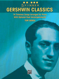 Gershwin Classics for 5-Finger Piano