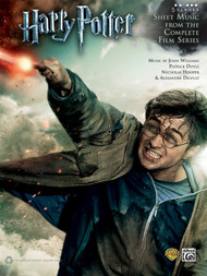 Harry Potter: Sheet Music from the Complete Film Series for 5-Finger Piano