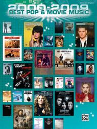 2000-2009 Best Pop & Movie Music in Big-Note Piano
