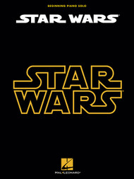 Star Wars for Beginning Piano Solo