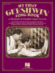 My First Gershwin Song Book for Easy Piano