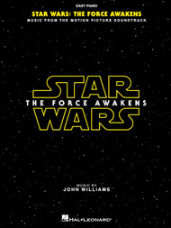 Star Wars: The Force Awakens - Music from the Motion Picture Soundtrack for Easy Piano