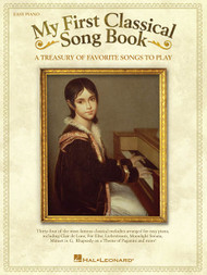 My First Classical Song Book for Easy Piano