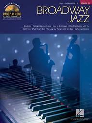 Hal Leonard Piano Play-Along Volume 91 - Broadway Jazz (Book/CD Set) for Piano / Vocal / Guitar