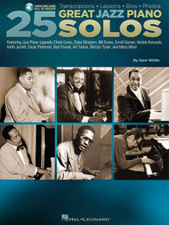 25 Great Jazz Piano Solos (with Audio Access) for Intermediate to Advanced Piano