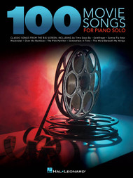 100 Movie Songs for Piano Solo for Intermediate to Advanced Piano