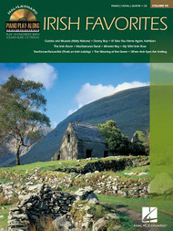 Hal Leonard Piano Play-Along Volume 90 - Irish Favorites (Book/CD Set) for Piano / Vocal / Guitar